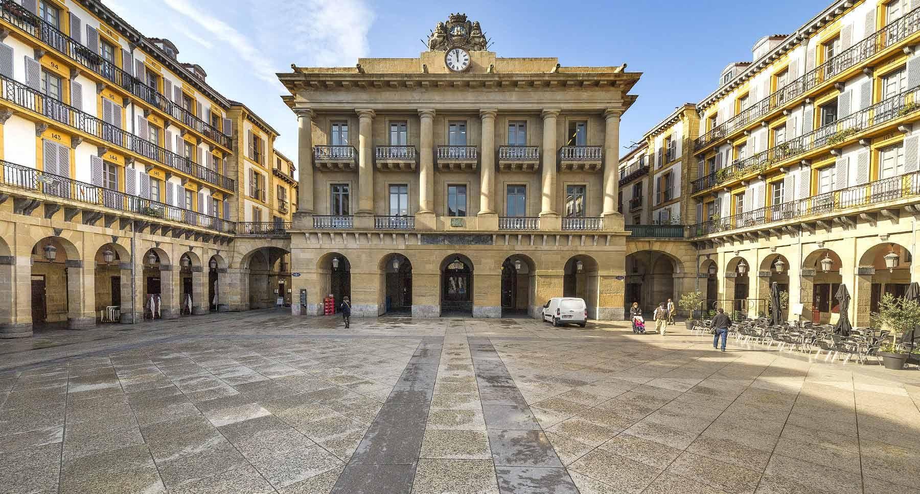 Biblioteca municipal donostia san sebasti n edificios - Clima en donostia san sebastian ...